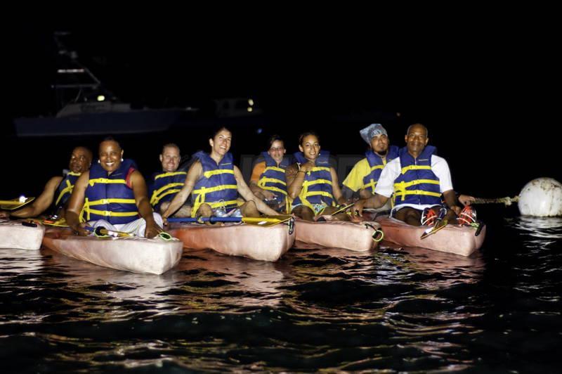 Glowing Bay Adventure Island Kayaking Adventures Puerto Rico